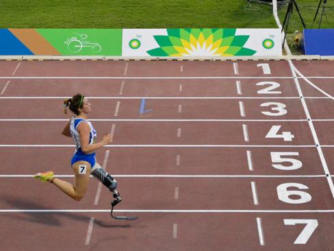 Chiacchierando con Martina Caironi campionessa paralimpica