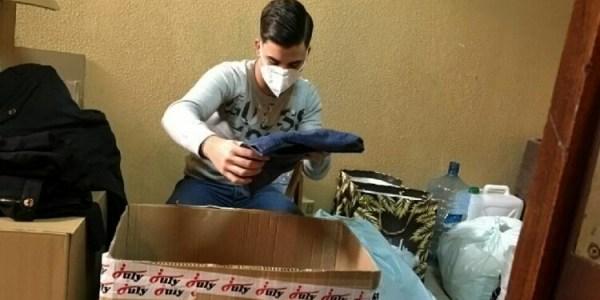 Valerio Riccobono, il 16enne palermitano che ha scelto la solidarietà allo smartphone