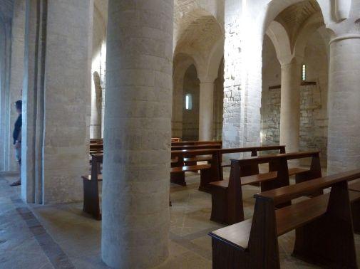 Chiesa di S. Maria - interno