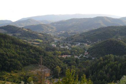 Panorama da Nocera Umbra