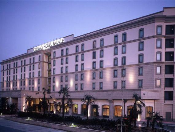 Cosmo Hotel Palace - near Milan Italy