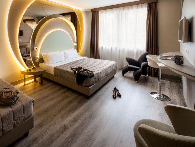 Hotel Da Vinci Milan - Lombardy - Italy