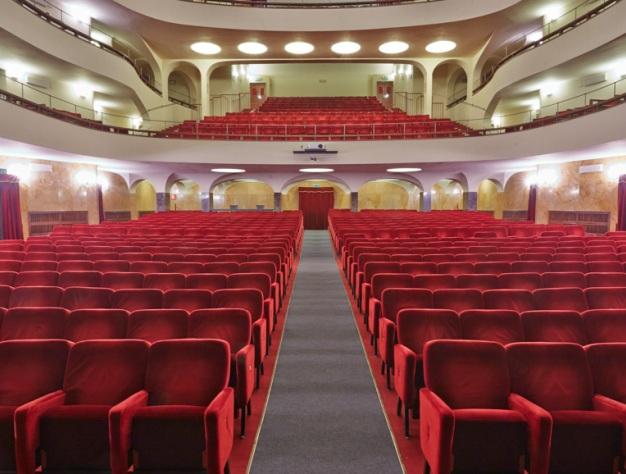 Teatro Duse - Bologna - Emilia Romagna - Italy