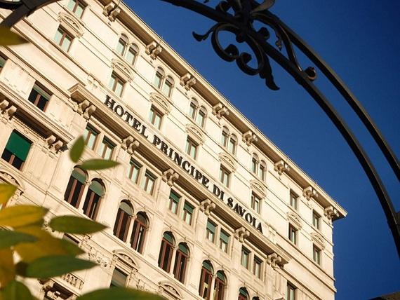 Grand Hotel Principe di SavoiaGrand Hotel Principe di Savoia - Milan - Lombardy - Italy