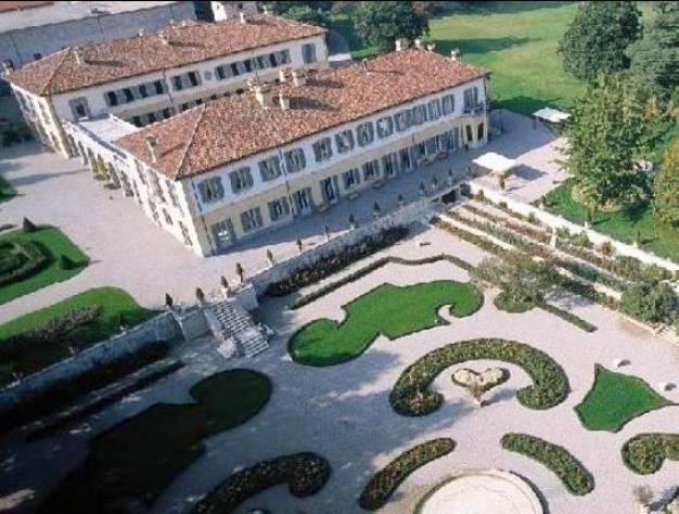 Villa Trivulzio di Omate - Lombardia