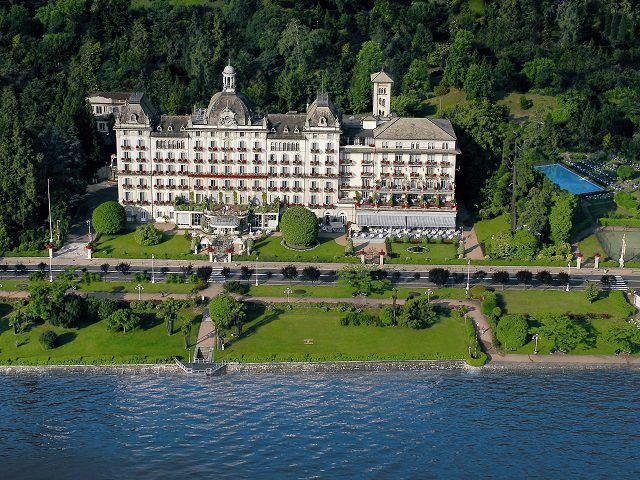 Grand Hotel Des iles Borromées - Lake Maggiore - Italy