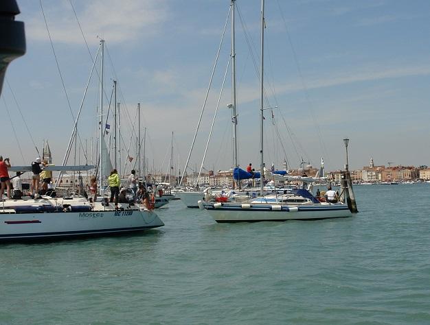 Venice Work Sailing - Teambuilding Trieste