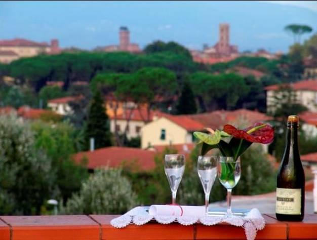 Hotel Napoleon Lucca - Tuscany - Italy