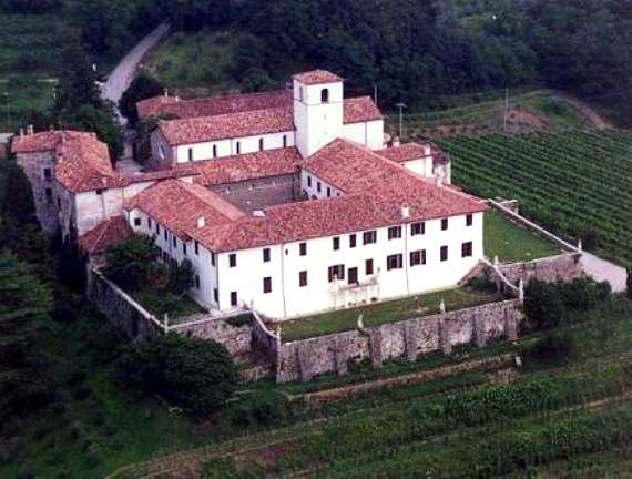 Abbazia di Rosazzo - Manzano Udine - Friuli Venezia Giulia