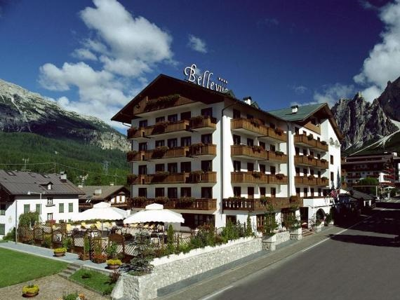 Hotel Bellevue Cortina - Veneto