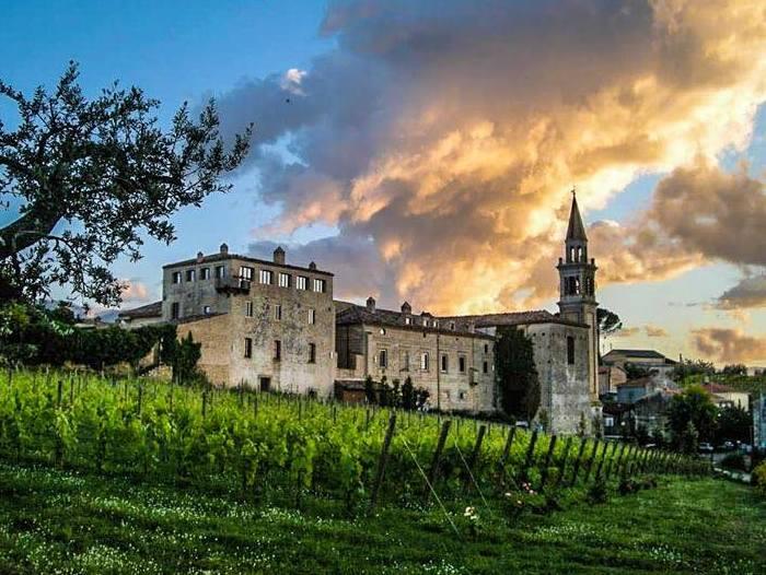 Castello di Semivicoli - Abruzzo