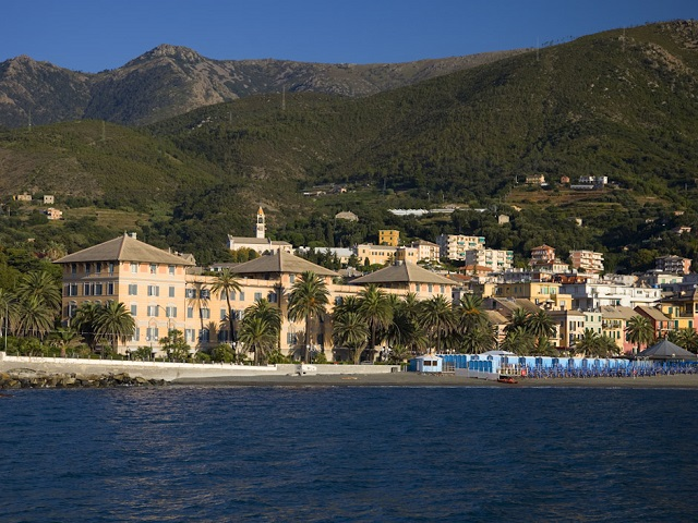 Grand Hotel Arenzano - Liguria