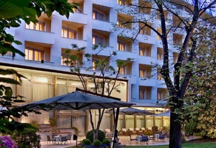 Hotel Bristol Buja - Veneto