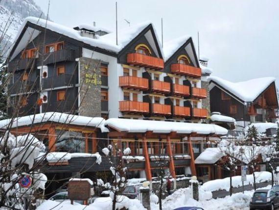 Hotel Pavillon Courmayeur - Valle D'Aosta