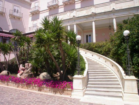 Grand Hotel Villa Politi sicily