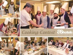 Cooking contest - As Limbiate 2014