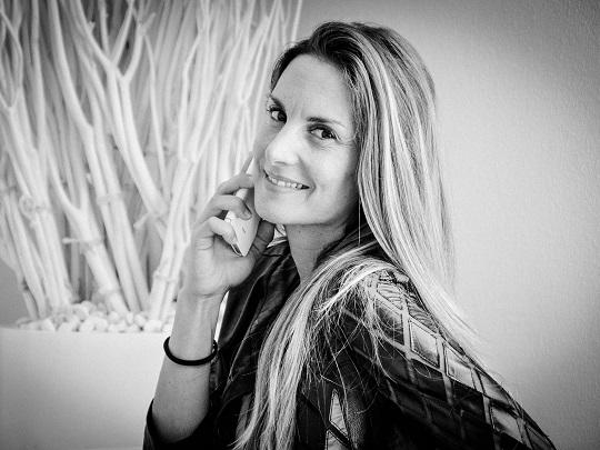 Valentina Rinaldi - Responsabile commerciale Spettacoli.Poro