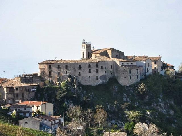 Albergo Diffuso Borgo di Castelvetere - Campania