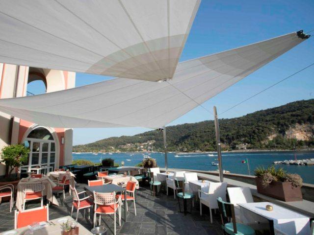 Grand Hotel Portovenere - terrazza