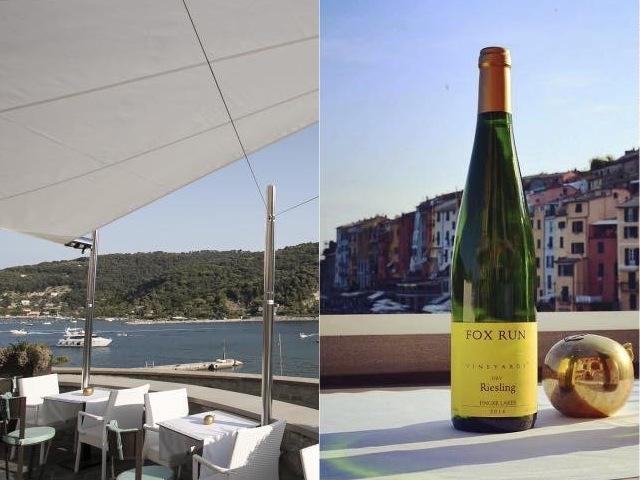 Vini americani - Grand Hotel Portovenere