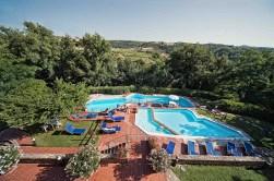 Zwembad, kinderbad en peuterbad