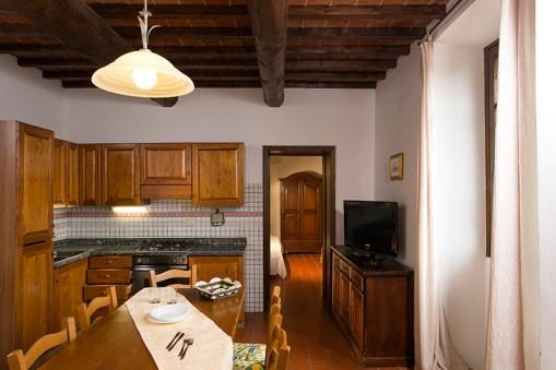 Appartement Brunello | Woonkeuken