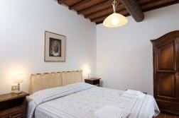Appartement Brunello | Slaapkamer met 2-persoonsbed