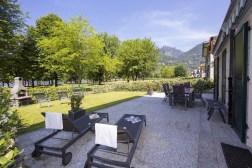 Appartement Dalia 2 | Groot terras in de grote omheinde prive-tuin