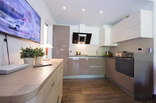 Appartement Dalia 2   Volledig uitgeruste keuken
