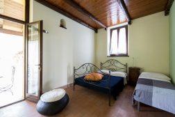 Appartement Lavanda | Slaapkamer met 2-persoonsbed +1-persoonsbed