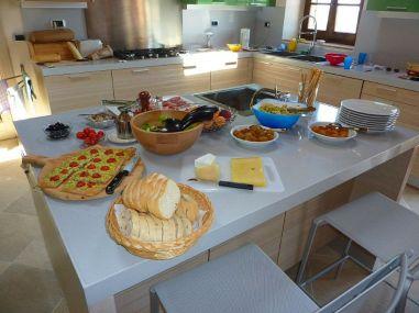 Volledig uitgeruste keuken