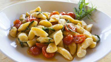 Het eigen restaurant serveert Italiaanse gerechten