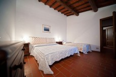 Appartement Vernaccia | Slaapkamer 1 met 2-persoonsbed