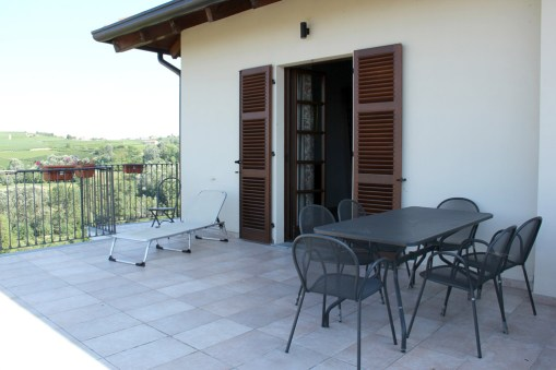 Appartement Barbera | Terras