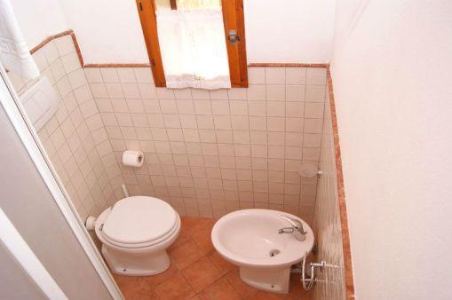 Appartement Michelangelo   Badkamer 1 met douche