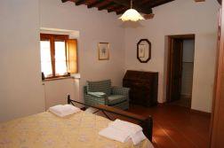 Appartement Michelangelo   Slaapkamer 1 met 2-persoonsbed
