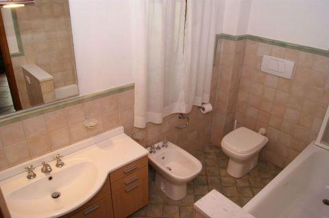 Appartement Michelangelo   Badkamer 2 met bad