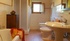Vakantiehuis Leonardo | Badkamer met douche