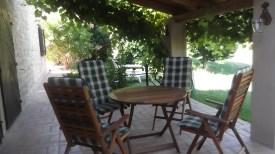 Vakantiehuis Alloro | Overdekt terras