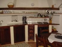 Vakantiehuis Alloro | Keuken