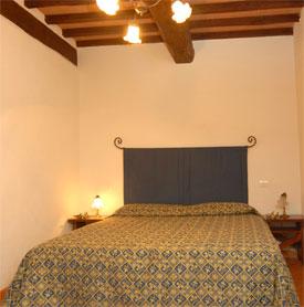 Appartement Ginepro | Slaapkamer met 2-persoonsbed