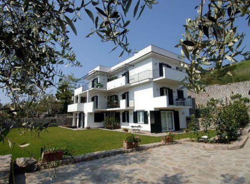 De residence met 7 appartementen