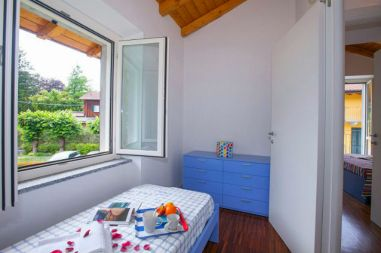 Slaapkamer 2 met 1-persoonsbed