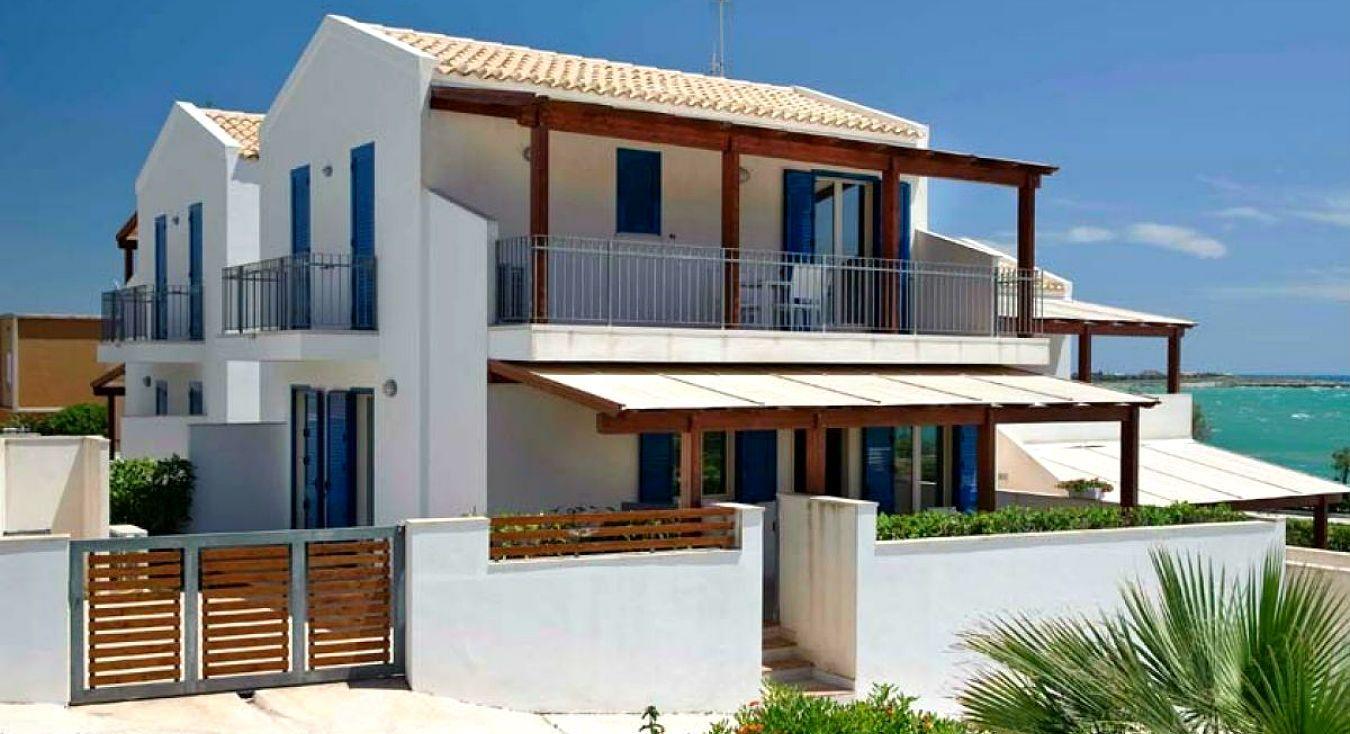 appartement zee sicilie
