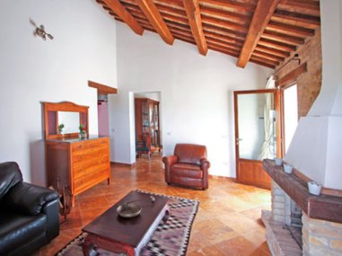 Appartement Iperico | Woonkamer