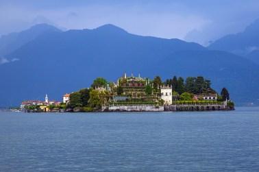 Isola Bella in het Lago Maggiore