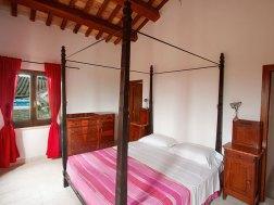 Appartement Liquirizia | Slaapkamer 1 met 2-persoonsbed