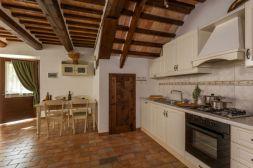 Appartement Ginepro   Volledig uitgeruste open keuken
