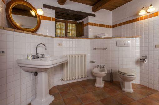 Vakantiehuis Noce | Badkamer