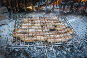 BBQ-avond